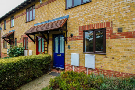 Ablett Close, east Oxford - OX4